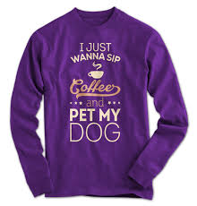 Halloween T Shirts For Dogs by Sip Coffee U0026 Pet My Dog U2013 Iheartdogs Com