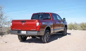 nissan truck titan red 2016 nissan titan xd first drive review autonxt