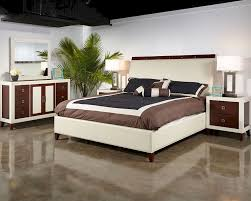 Glossy White Bedroom Furniture Ceramic Bedroom Floor For Contemporary Bedroom Sets With Painted