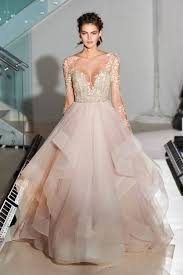 dusty wedding dress 38 stunning layered tulle wedding dresses happywedd