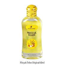 Minyak Kayu Putih Sidola konicare minyak telon original tutup kuning 60 ml elevenia