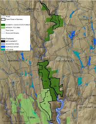 massachusetts forest reserves long term ecological monitoring