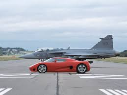 koenigsegg red koenigsegg cc red side fighter jet 1280x960