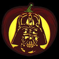 25 unique darth vader pumpkin stencil ideas on pinterest darth