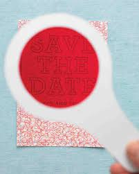 halloween wedding save the date 30 diy save the dates to kick off your wedding martha stewart