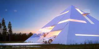 Modern Home Design Las Vegas The Pyramid House Would Belong In Ancient Egypt Or Modern Day Las