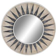 themed mirror chessington modern sun themed accent mirror reviews joss