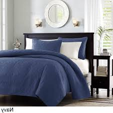 Navy Blue Coverlet Queen Quilt Sets Every Color U0026 Size Save Up To 72 Off Shop Now