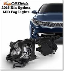 2013 kia optima led fog light bulb k5 optima store 2016 2018 kia optima led fog ls lower grille