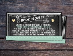 baby shower chalkboard baby shower book request ticket inserts chalkboard printable