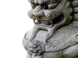 fu dog statues deviantart more like foo guan yu by yamyao510 foo dogs