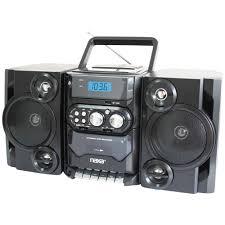 home theater system with fm radio naxa nsm437 digital mp3 cd micro system with am fm radio walmart com