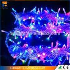 24v led string light with led twinkle light color changing