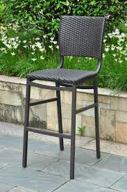 backyard bar stools home outdoor decoration