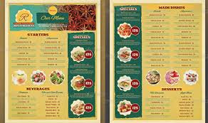 the 25 best restaurant menu template ideas on pinterest
