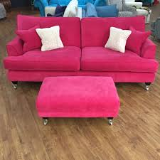 Pink Sofa Com Florence Large Sofa And Footstool In Vogue Pink Http Www