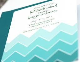 teal wedding invitations ombre wedding invitations