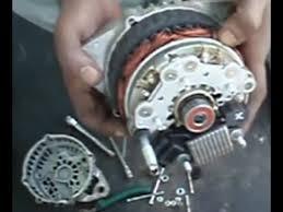 replace alternate voltage regulator diode ih774 ic u0026 brush