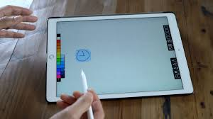 linea sketching app for ipad updated with new apple pencil