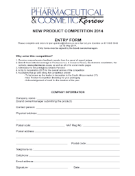 press release sample for product launch fill out online