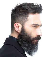 haircuts with beards 39 dapper haircuts for men hairstylo