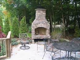 Backyard Fireplaces Ideas Top Best 25 Outdoor Fireplace Kits Ideas On Pinterest Diy