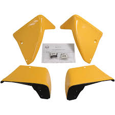 nissan 370z used parts chicane yellow front u0026 rear splash guards 999j2zveac04 zveac03 09