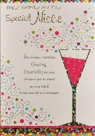 niece birthday cards you are amazing happy birthday wishes card for niece add some