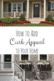 Tips For Curb Appeal - how to add curb appeal to your home