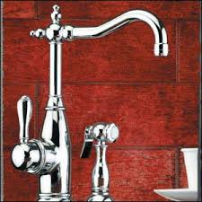 mico chrome country series kitchen faucet touch on