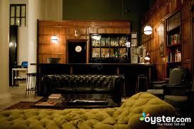 lobby bar at the ace hotel ny oyster com hotel reviews