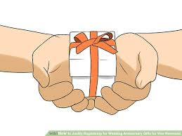 registering for wedding aid1884588 v4 728px justify registering for wedding anniversary gifts for vow renewals step 3 jpg