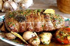 cuisiner un roti de boeuf au four rôti de bœuf à l ail petits plats entre amis