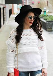 black fringe sweater 3 reasons why you need a fringe statement sweater me and mr jones