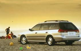 yellow subaru wagon 1998 subaru legacy information and photos zombiedrive