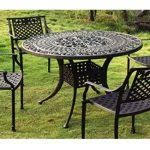 Steel Patio Set Top Outdoor Metal Furniture With Outdoor Chair And Furniture