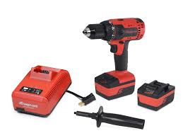 snap on introduces 18v 1 2 inch compact drill diesel tech magazine