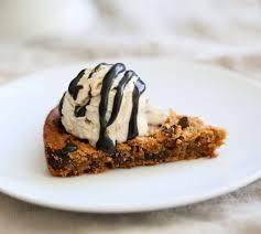 peanut butter chickpea cookie pie vegan richa