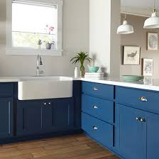 white kitchen cabinets with window trim behr premium 1 gal ppu24 14 white moderne semi gloss