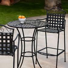 bar stool all weather patio furniture high top patio furniture