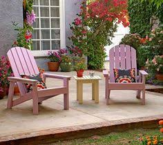Free Adirondack Deck Chair Plans by