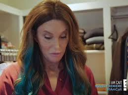 jenner hair extensions caitlyn jenner models s hair extensions on i am cait