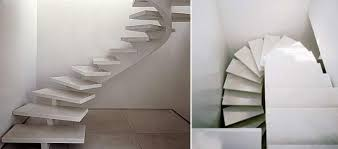 Floating Stairs Design 20 Magnificent Floating Staircases For An Elegant Interior