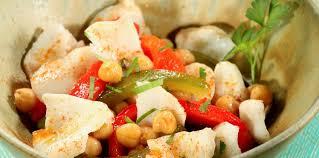 cuisine estivale salade estivale composée facile et pas cher recette sur cuisine