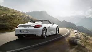 Porsche Boxster Z Top - world premiere for the new boxster spyder