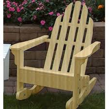 Unfinished Wood Rocking Chair Adirondack Rocking Chairs U2013 Adirondackchairsmarket Com