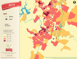City Of Austin Map by Study Will Examine Affordability And U0027youthification U0027 Of Austin Kut