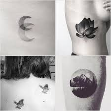 dotwork tattoo ideas popsugar beauty uk