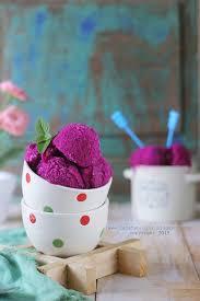 cara membuat brownies kukus buah naga sorbet buah naga catatan nina ice cream pinterest sorbet