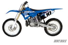 first motocross bike dirt bike magazine survival of the fittest the yamaha yz250 2